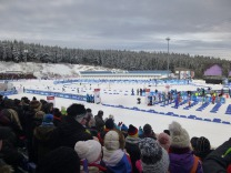 Oberhof Biathlon