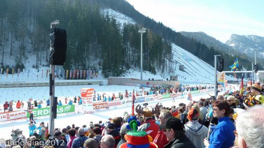 Biathlon Ruhpolding Fans