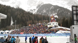 Biathlon WM Antholz