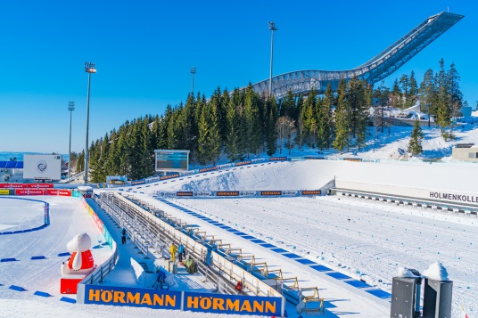 Oslo Holmenkollen