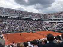 French Open 2019, Kundenfoto