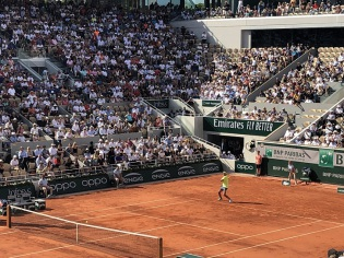 French Open 2019 Kundenfoto