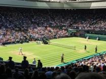 Wimbledon Kundenfoto
