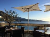 Fairmont Monaco, Kundenfoto beim Frühstück