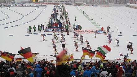 Reise Biathlon Antholz 2019