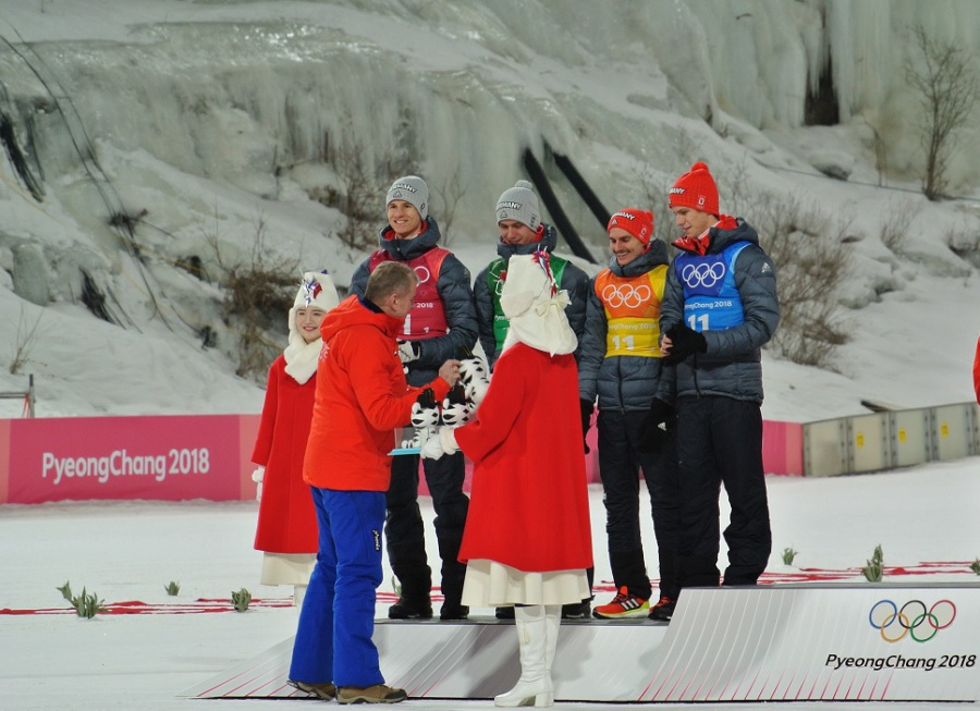 Winterolympiade 2021 Biathlon